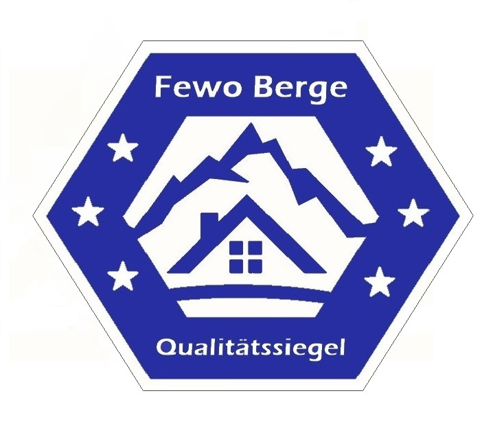 holiday home quality label Fewo Berge
