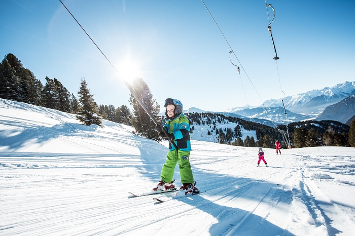 Ski fun for the little ones